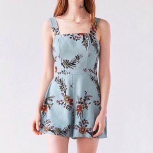 Kimchi Blue Urban Outfitters | Floral Romper